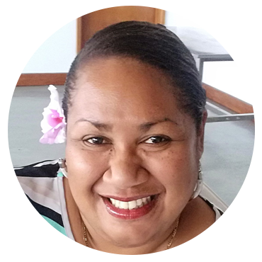Ms. Mimosa Mark - Admin Officer, Milne Bay Tourism Bureau