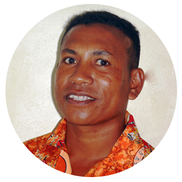Mr. Modakula Kunuyobu - Product Development Officer, Milne Bay Tourism Bureau